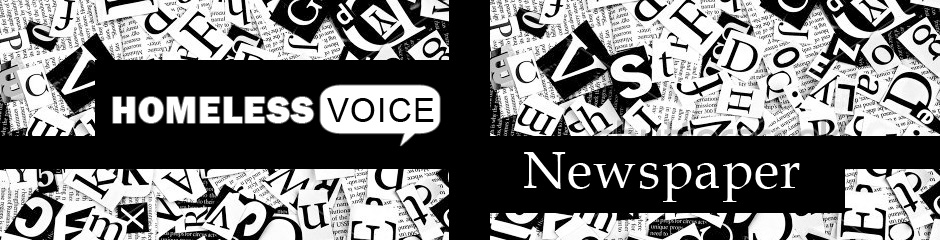homeless voice street newspapers